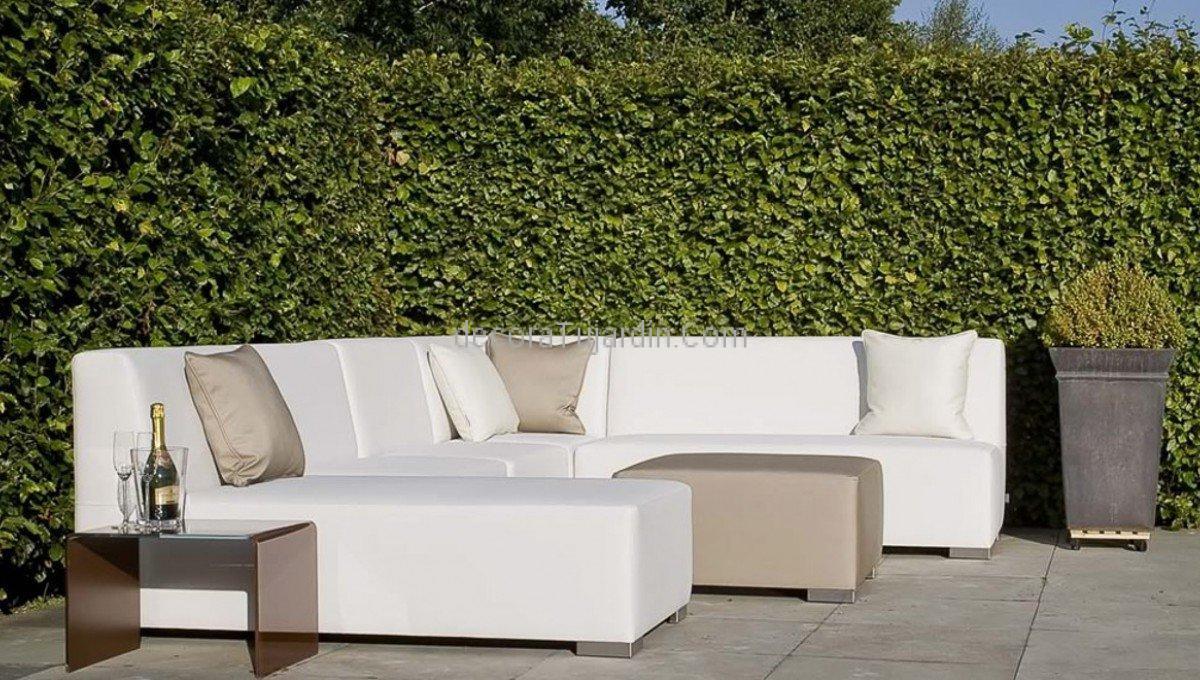 muebles de jardín tapiceria náutica Simple Line