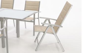 sillón reclinable plegable