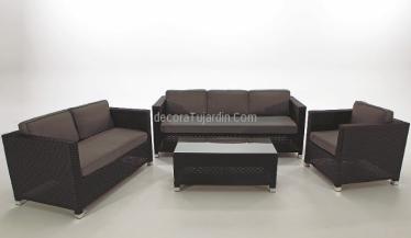 Muebles de jardín de salón