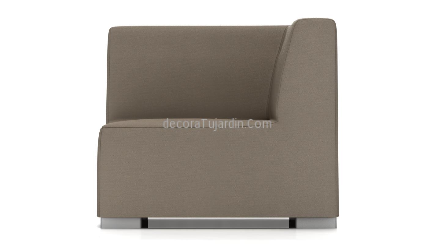Modulo corner tela n utica 90 5 x 90 5 for Sofa tela nautica